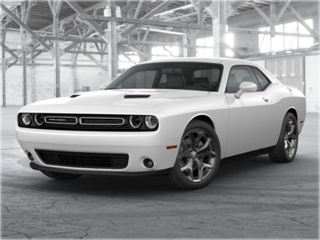 2017 Dodge Challenger SXT Plus - Special Offer
