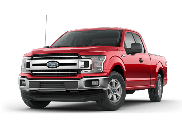 2018 Ford F-150 XLT SuperCab Standard Box 4X4 - Special Offer