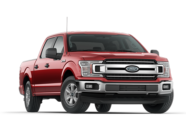 2018 Ford F-150 XLT SuperCrew Short Box 4WD - Special Offer
