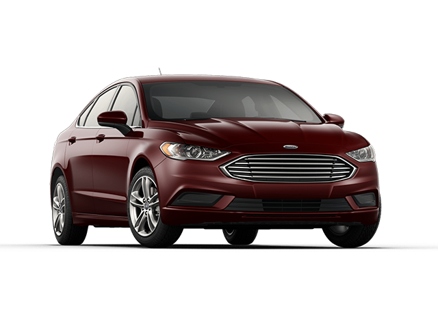 2018 Ford Fusion SE FWD - Special Offer