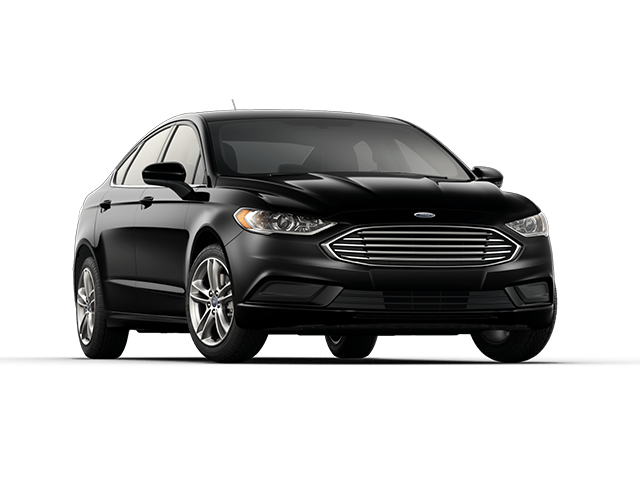 2018 Ford Fusion SE AWD - Special Offer