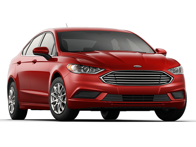2018 Ford Fusion S FWD - Special Offer
