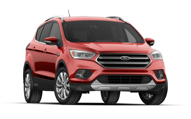 2018 Ford Escape Titanium 4WD - Special Offer