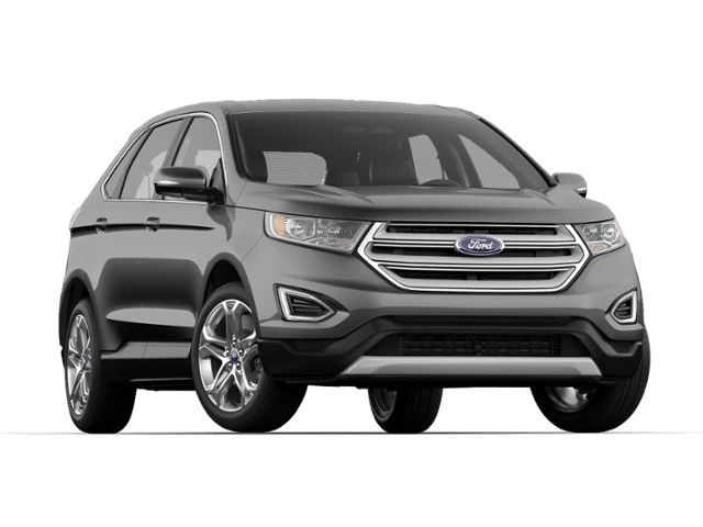 2018 Ford Edge Titanium AWD - Special Offer