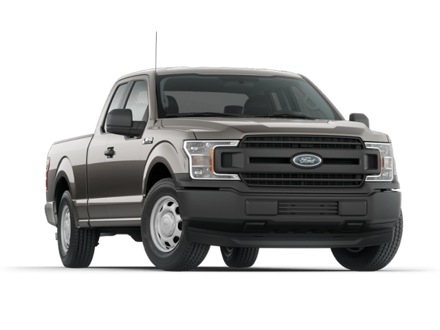 2018 Ford XL SuperCab Long Box 4X4 - Special Offer