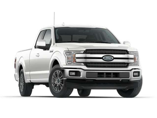2018 Ford Lariat SuperCab Standard Box 4X4 - Special Offer