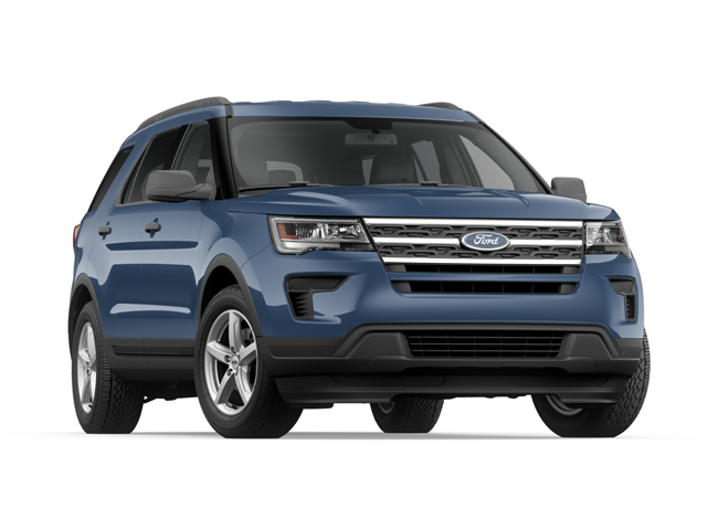 2018 Ford Base 4WD - Special Offer