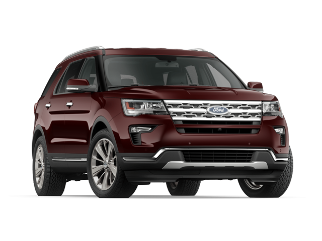 2018 Ford Explorer Limited 4WD - Special Offer