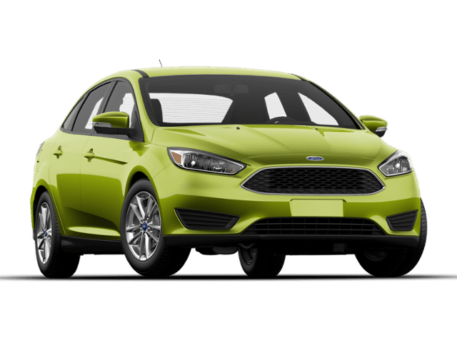 2018 Ford Focus SE Sedan - Special Offer