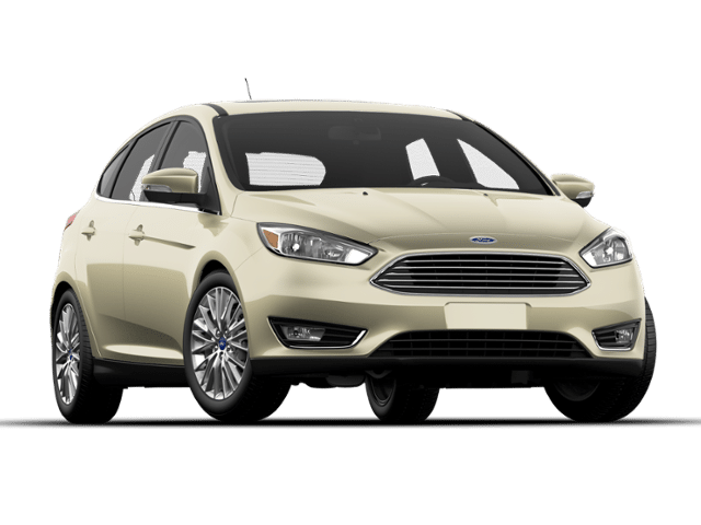 2018 Ford Focus Titanium Hatch - Special Offer