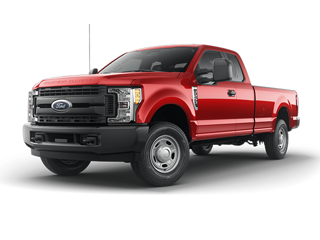 2018 Ford F-250 XL SuperCab Long Box 4X4 - Special Offer