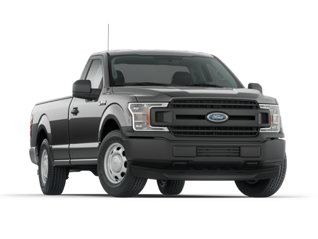 2018 Ford F-150 XL Regular Cab Long Box 4X4 - Special Offer