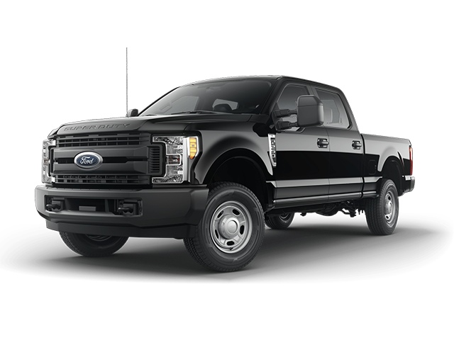2018 Ford F-250 XL Crew Cab Short Box 4X4 - Special Offer