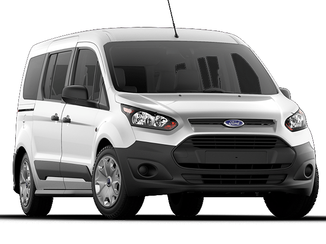 2018 Ford XL Passenger Wagon Extended Rear Symmetrical Doors - Special Offer