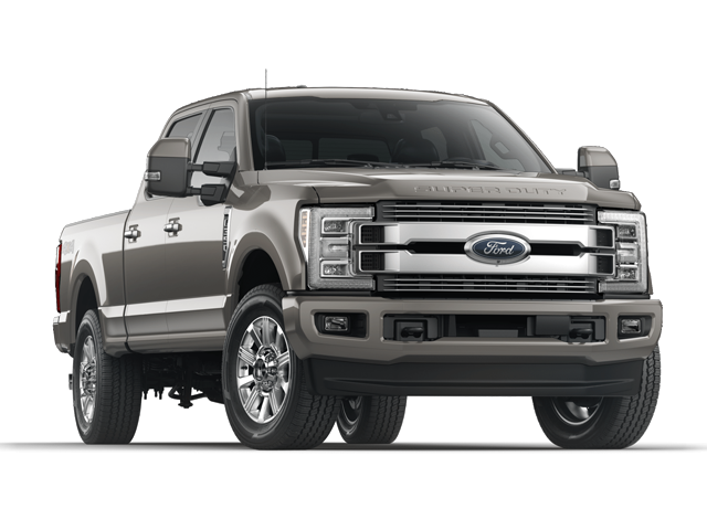 2018 Ford F-350 Limited Crew Cab Short Box 4X4 - Special Offer