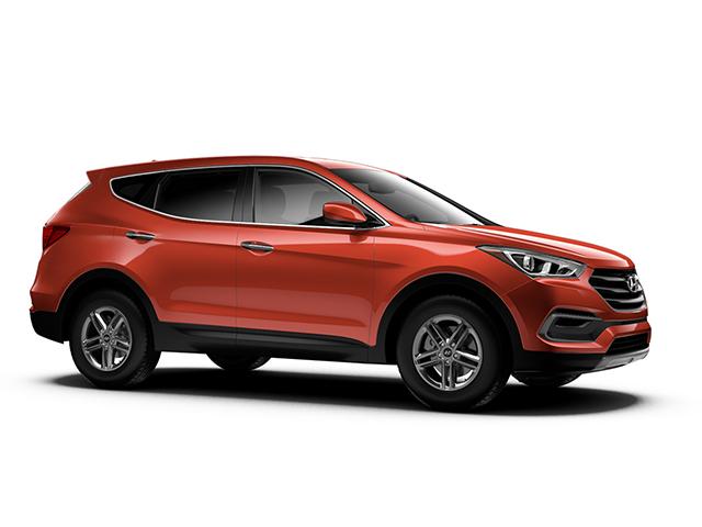 2018 Hyundai 2.4L AWD - Special Offer