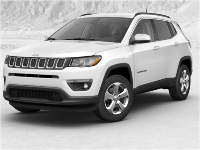 2018 Jeep Compass Latitude 4x4 - Special Offer