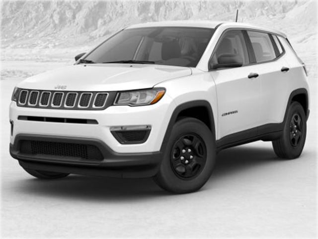 2018 Jeep Compass Sport 4x4 - Special Offer