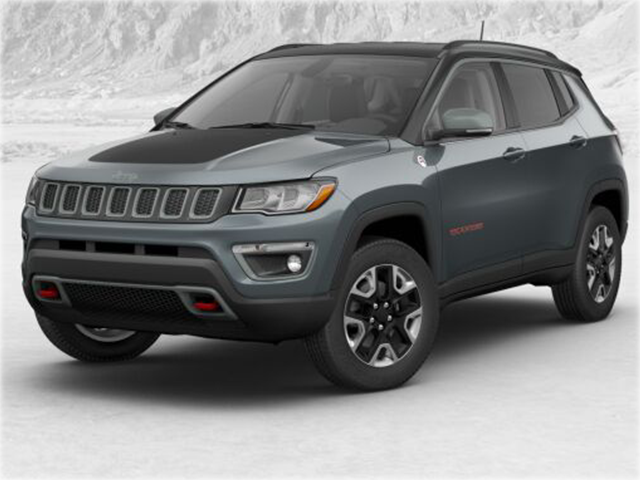 2018 Jeep Compass Trailhawk 4x4 - Special Offer