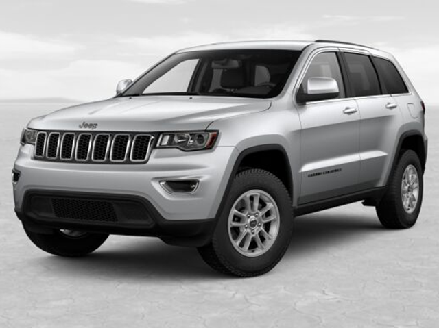 2018 Jeep Laredo E 4X4 - Special Offer