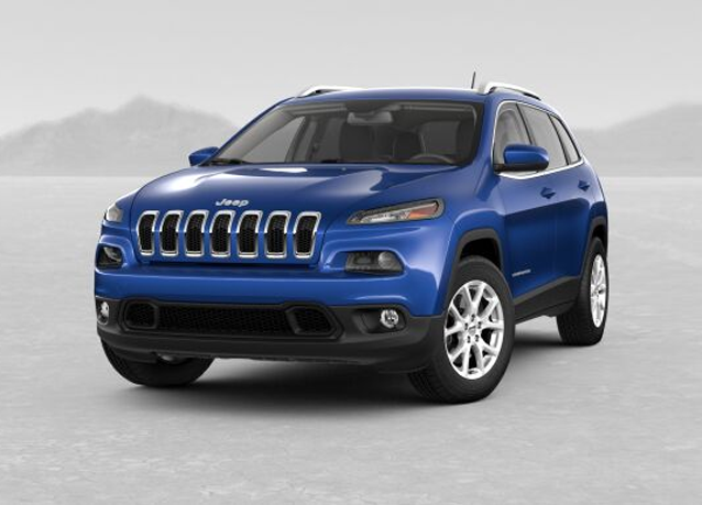 2018 Jeep Cherokee Latitude 4x4 - Special Offer
