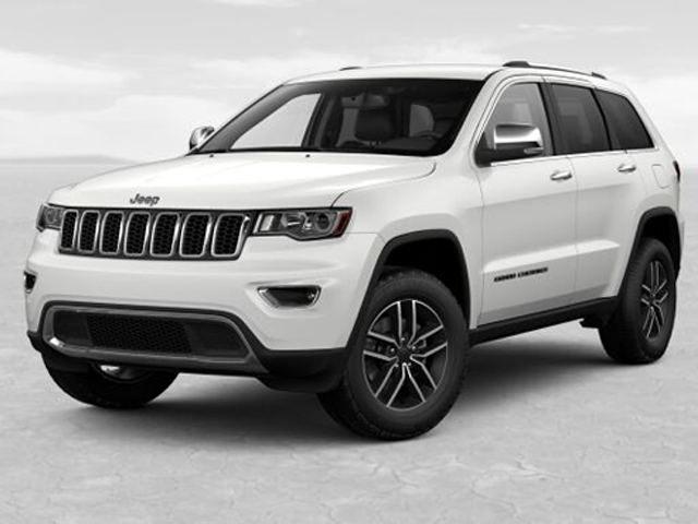 2018 Jeep Limited 4x4 - Special Offer