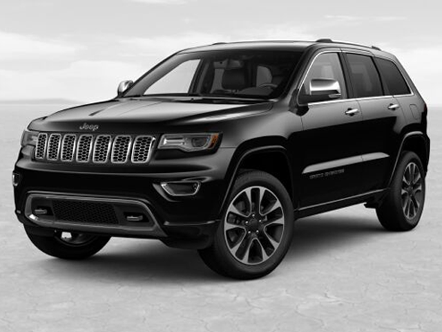 2018 Jeep Grand Cherokee Overland 4x4 - Special Offer