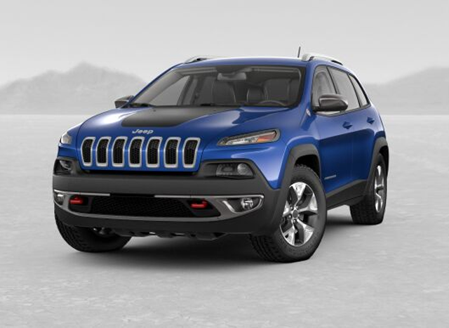 2018 Jeep Cherokee Trailhawk 4x4 - Special Offer