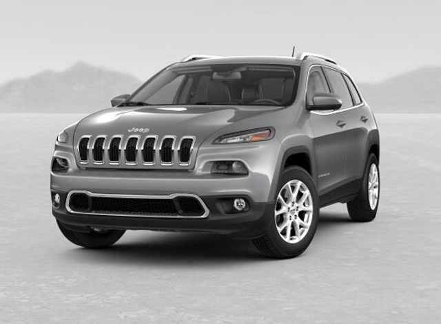 2018 Jeep Cherokee Latitude Plus 4x4 - Special Offer