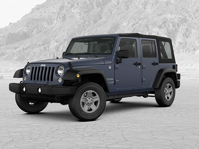 2018 Jeep Sport 4X4 - Special Offer