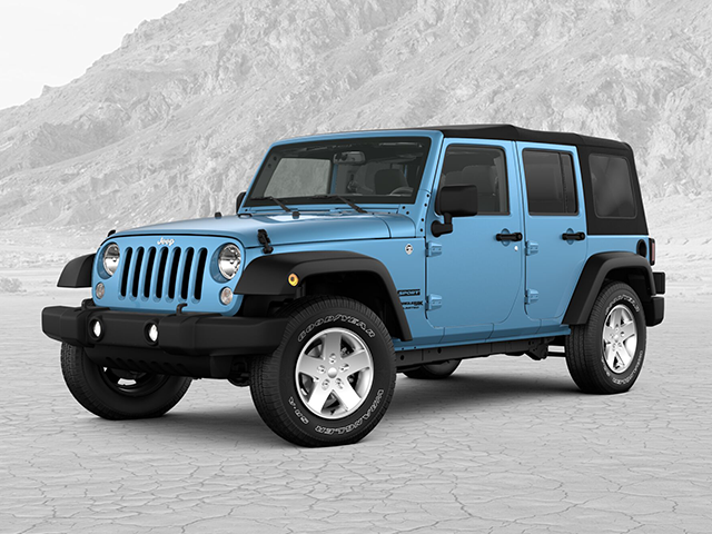 2018 Jeep Sport S 4X4 - Special Offer