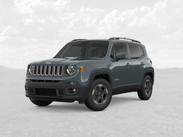 2018 Jeep Renegade Latitude 4x4 - Special Offer