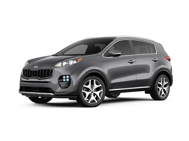 2018 Kia Sportage SX Turbo AWD - Special Offer