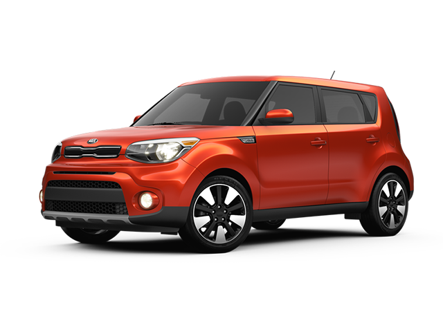 2018 Kia Soul + - Special Offer