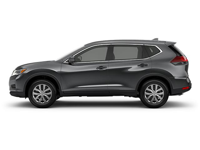 2018 Nissan Rogue Vehicle Image