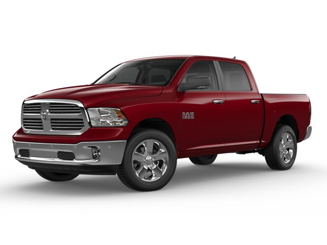 2018 Ram Big Horn Crew Cab 4x4 - Special Offer