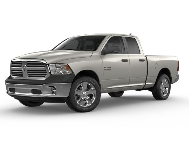 2018 Ram Big Horn Quad Cab 4x4 - Special Offer