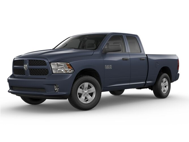 2018 Ram Express Quad Cab Standard Box 4X4 - Special Offer