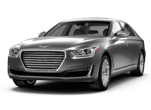 2018 Genesis G90 3.3T Premium AWD - Special Offer