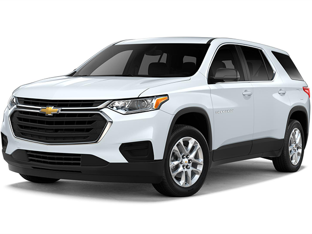2018 Chevrolet LS AWD - Special Offer