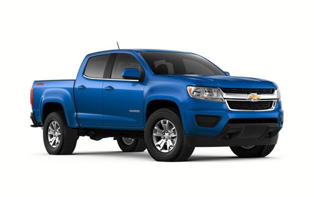 2018 Chevrolet Colorado 4WD Crew Cab Short Box LT - Special Offer