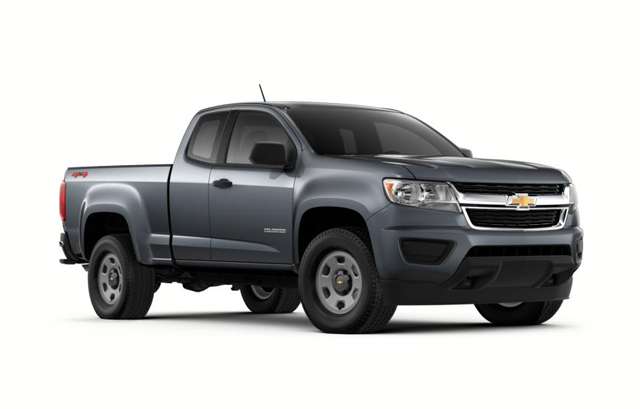 2018 Chevrolet 4WD Extended Cab Long Box WT - Special Offer