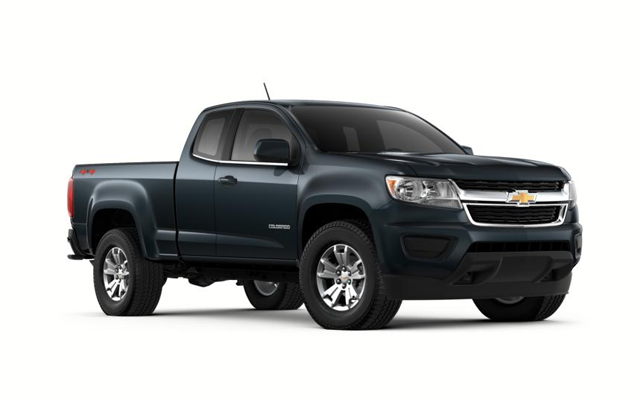 2018 Chevrolet Colorado 4WD Extended Cab Long Box LT - Special Offer