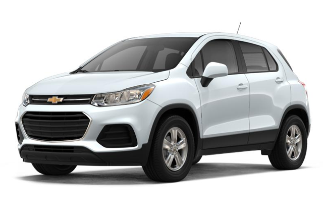 2018 Chevrolet LS FWD - Special Offer