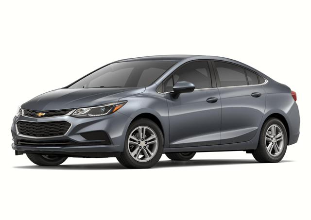 2018 Chevrolet Cruze Sedan LT - Special Offer