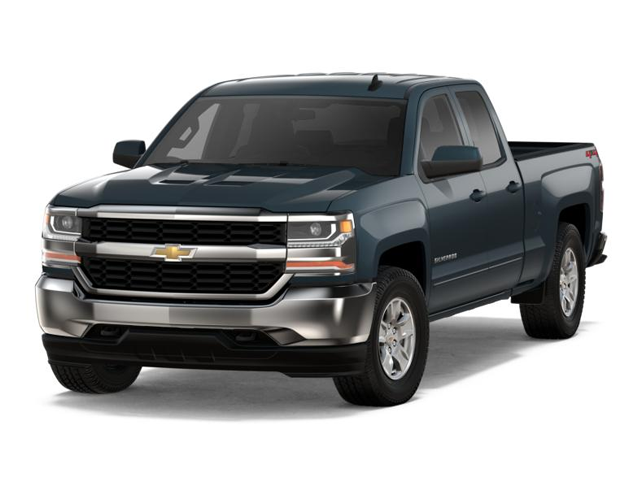 2018 Chevrolet 4WD Double Cab Standard Box LT - Special Offer