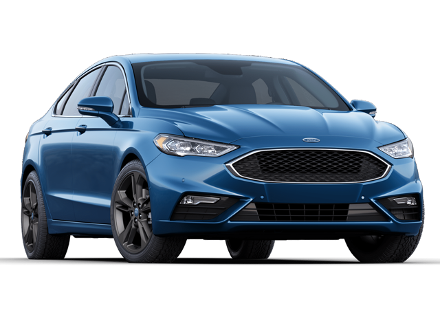 2019 Ford Fusion Vehicle Image