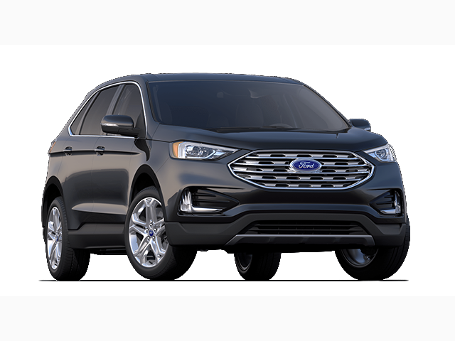 2019 Ford Edge Titanium AWD - Special Offer