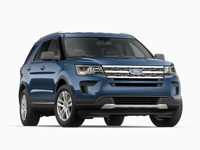 2019 Ford Explorer XLT 4WD - Special Offer