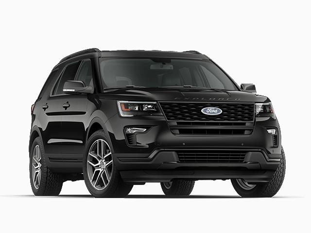 2019 Ford Explorer Sport 4WD - Special Offer